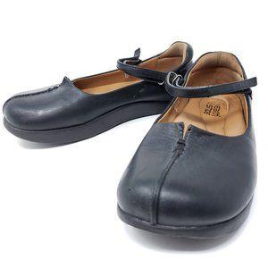 Kalso Earth Shoe Women's Solar Black Mary Janes